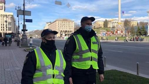 В каждом третьем заведении Киева полиция обнаружила нарушения карантина