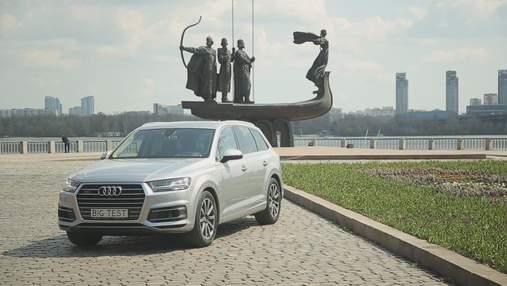Выбираем подержанный Audi Q7: вдвое дешевле