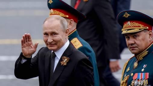 Кривавий слід в історії: Путін перетворюється в Гітлера ХХІ століття