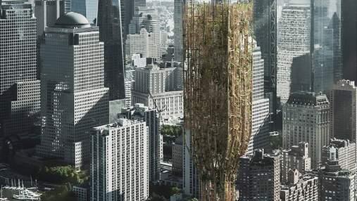 Экология будущего: живой небоскреб львовских архитекторов покорил международный конкурс