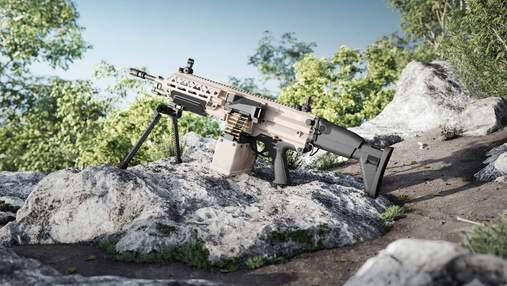 Бельгійські зброярі представили новий надлегкий кулемет Evolys – Техніка війни