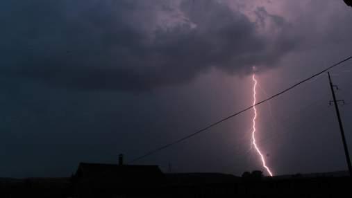 Гроза и порывы ветра: прогноз погоды в Киеве на 28 мая