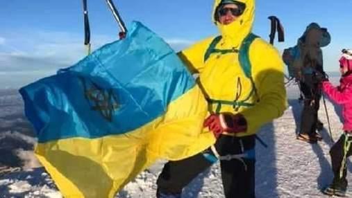 Історична подія: 55-річний львів'янин підкорив Еверест – фото