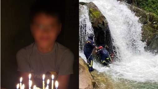 Вчора виповнилося 12 років, а сьогодні його вже немає, – мама загиблого на водоспаді школяра