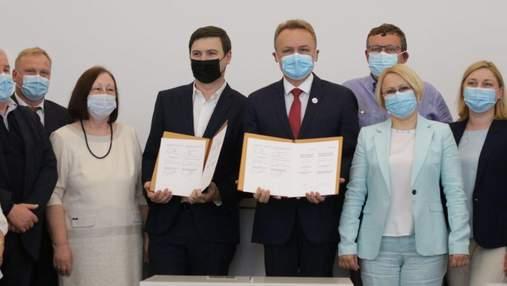 Початок добрих змін: у Львові підписали Меморандум щодо підтримки напрямків розвитку медгалузі