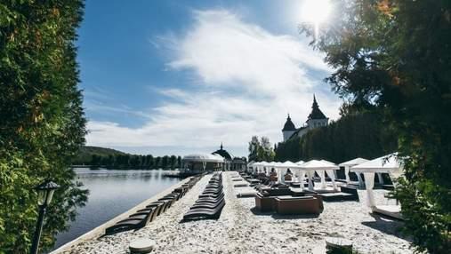 Де поплавати поблизу Львова: найкращі озера для літнього відпочинку