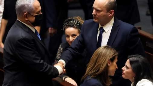 """Кінець ери Нетаньяху: як опозиція в Ізраїлі зреклась """"короля"""""""
