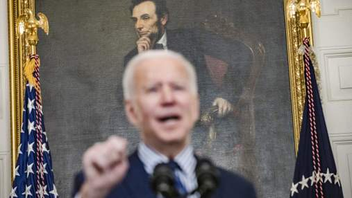 Байден і зрада: як президент США став заручником власного іміджу