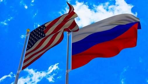 США снова выносят Россию
