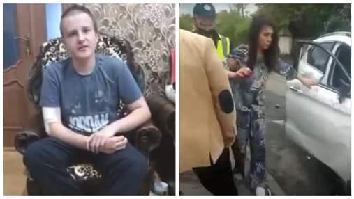 Буде ще кілька операцій, – хлопчик, якого у Вінниці збила п'яна водійка, записав відеозвернення