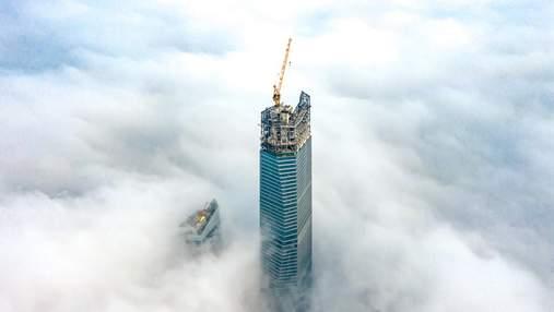 У Китаї з'явиться оглядовий майданчик на висоті 330 метрів: фото, що захоплюють дух