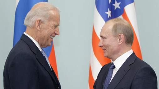 Путін опинився на гачку: Байден притиснув главу Кремля на саміті