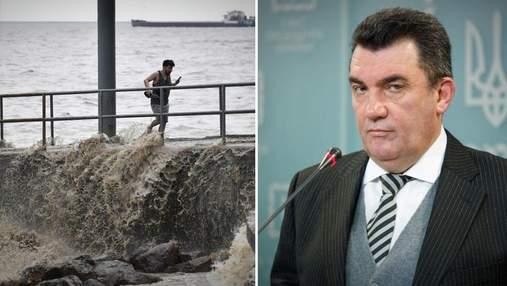 Данилов о затопленном Крыме: Просили воды – теперь не знают, что с ней делать