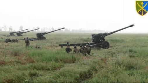ЗСУ закінчили масштабні військові навчання на Півдні України: відео