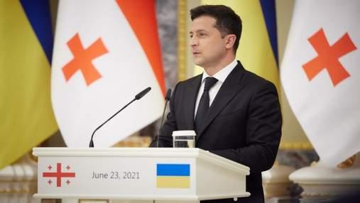 Чорне море має бути безпечною акваторією, – Зеленський окреслив завдання для України і НАТО
