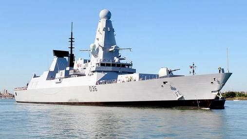 """Росія загралася в цьому інциденті, – Бабін про """"обстріл"""" британського корабля"""