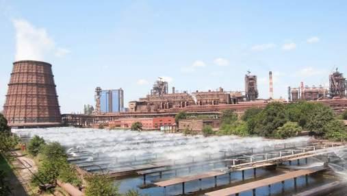 """Метінвест може закрити на """"Запоріжсталі"""" ряд виробництв через забруднення середовища"""
