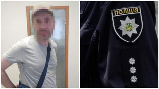 У Франківську чоловік з ножем нападав на людей: його затримали