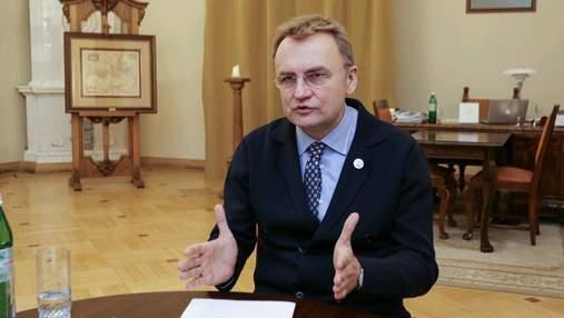 Садовий наклав вето на 11 ухвал щодо будівництва нових ЖК у Львові