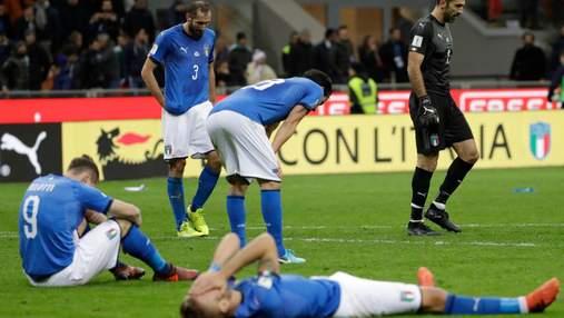 Як збірна Італії піднялася з дна: проблемна історія та провали