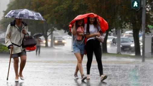 Грозові дощі та спека до +34 градусів: прогноз погоди на Львівщині на 25 – 28 червня
