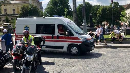 Не добіг 200 метрів: у Львові під час півмарафону помер 23-річний хлопець