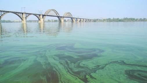 Екологи назвали стан Дніпра катастрофічним: там знайшли 161 забруднювач