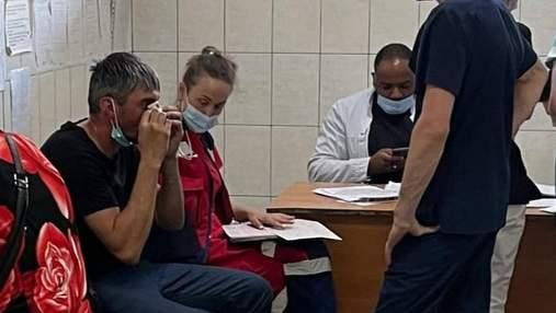 """У київському суді побили антимайданівця """"Топаза"""""""