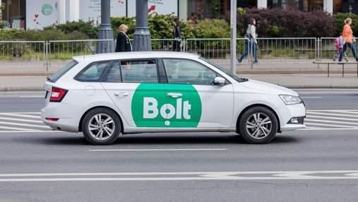 Водія заблокували: у Bolt відреагували на побиття пасажирки таксистом