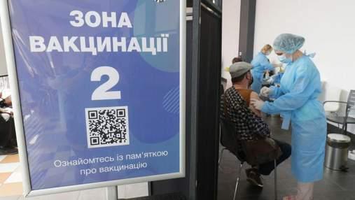 У Львові стартувала масова вакцинація від COVID-19: як записатись та де зробити щеплення