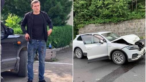 П'яний водій збив на смерть дівчину в Яремче: він нібито обіймає посаду в поліції