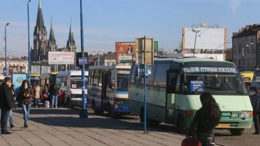 На Львовщине подняли стоимость проезда в пригородных маршрутках