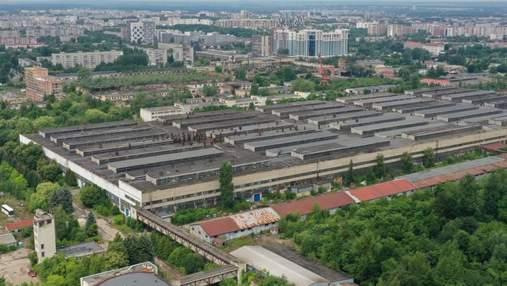 Во Львове официально запретили строить ЖК на территории автобусного завода