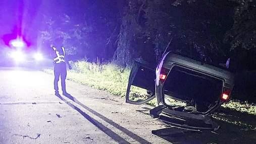 Смертельное ДТП под Борисполем: в легковушке ехало 16 человек – в каком состоянии пострадавшие