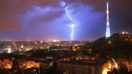 У Львові прогнозують жахливі грози: оголосили штормове попередження