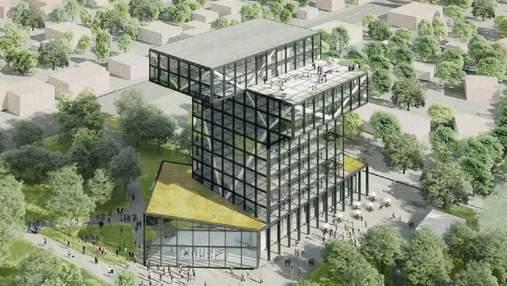 """Будівництво """"Метінвест Політехніка"""" – шанс розвивати високотехнологічну Україну, – Шкарлет"""
