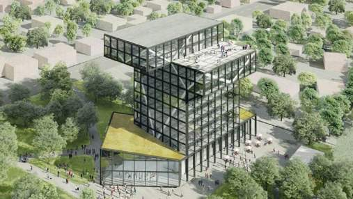 """Строительство """"Метинвест Политехника"""" – шанс развивать высокотехнологичную Украину, – Шкарлет"""