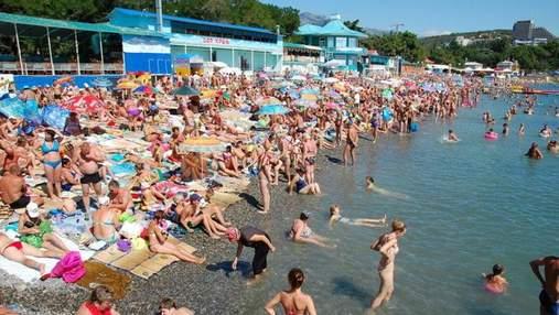 В окупованому Криму допускають закриття туристичного сезону через COVID-19
