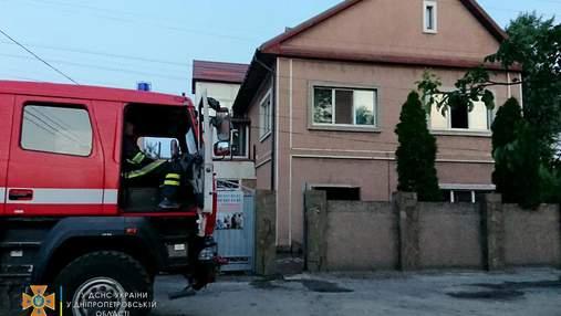 Через пожежу у будинку престарілих у Кривому Розі відкрили кримінальну справу