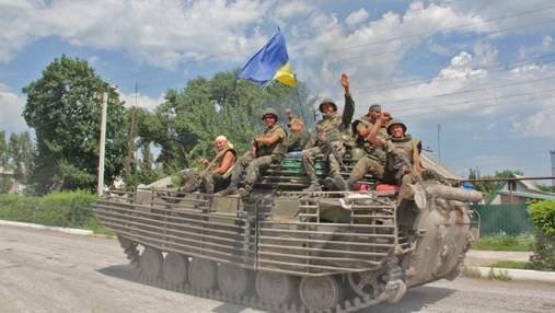 Подвигу – 7 років: річниця звільнення Лисичанська українськими військами