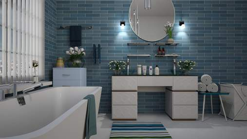 Що робить ванну кімнату зручною: 5 вдалих прийомів