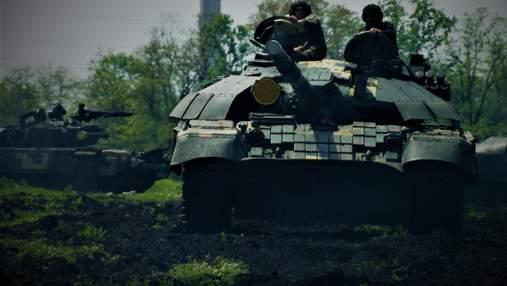 В годовщину установления режима тишины: боевики на Донбассе обстреливают украинские позиции
