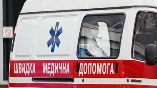 """""""Дякуємо, що пропускаєте"""": медики швидкої показали шалене відео проїзду до місця ДТП"""