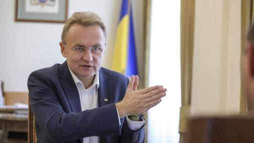 Має опікуватись держава: Садовий закликав Зеленського прийняти програму лікування дітей зі СМА