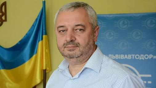 Новим керівником Львівавтодору обрали Миколу Власюка