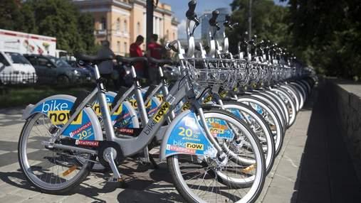 Робота загрожує бізнесу: сервіс прокату велосипедів Bikenow припинив роботу на Троєщині у Києві