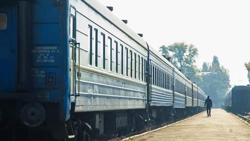 Нова аварія на Укрзалізниці: біля Тернополя зійшов з рейок потяг Рахів – Київ
