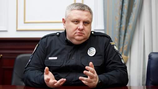 Відставка глави поліції Києва: у ЗМІ назвали ім'я ймовірного наступника