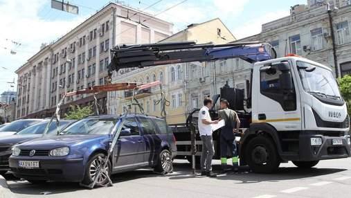 Через кримінальну справу: у Києві заблокували роботу інспекції з паркування