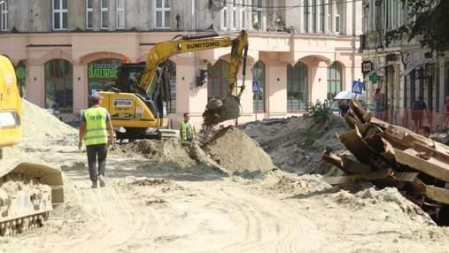 Ремонт врешті завершився: 2 львівські магістральні вулиці відкриють для проїзду